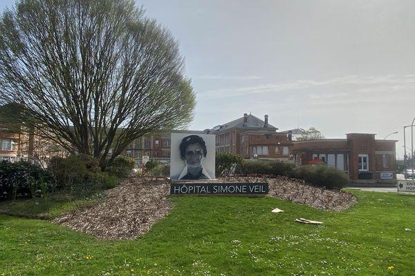 L'hôpital Simone Veil à Troyes