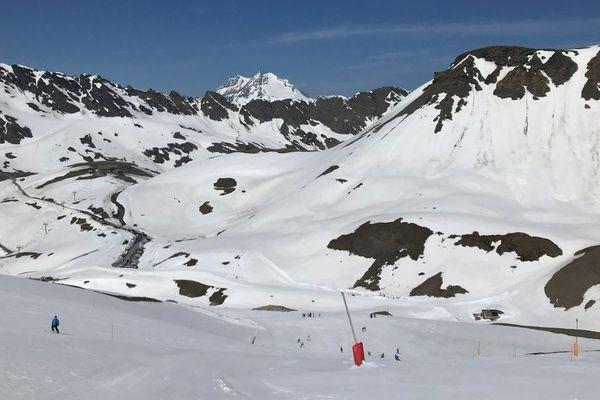 La saison de ski d'été a ouvert ce samedi 8 juin 2019 à Val d'Isère