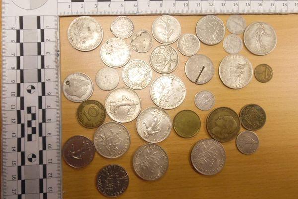 De nombreux objets ont été retrouvés après des interpellations dans le cadre de cambriolage à Chauny