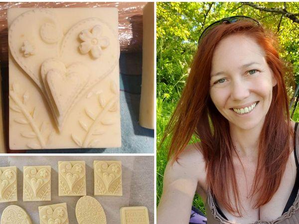 Avec son projet de savonnerie artisanale, Claire Houillons est candidate dans la catégorie Savoir-Faire.