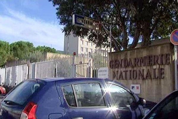 Nîmes - gendarmerie - archives