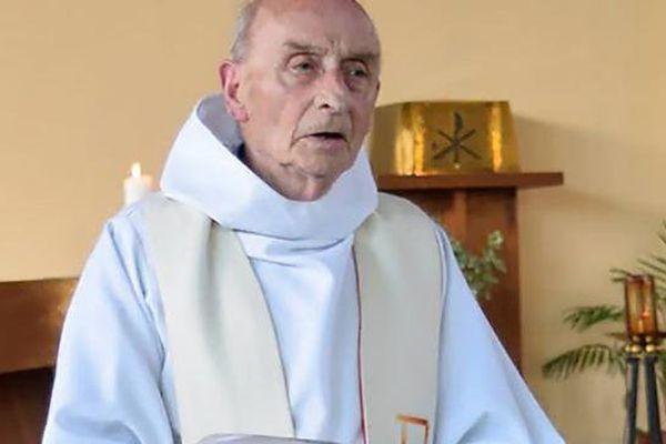 Jacques Hamel, le prêtre assassiné à l'âge de 86 ans à Saint-Etienne-du-Rouvray, mardi 26 juillet.
