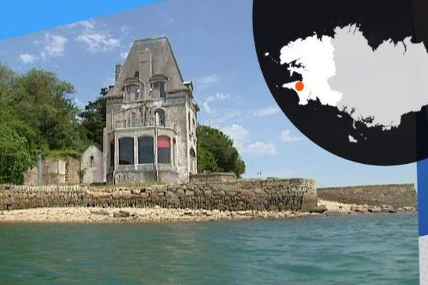 La maison de maître de l'île Tristan recherche fonds désespérément pour sa réhabilitation