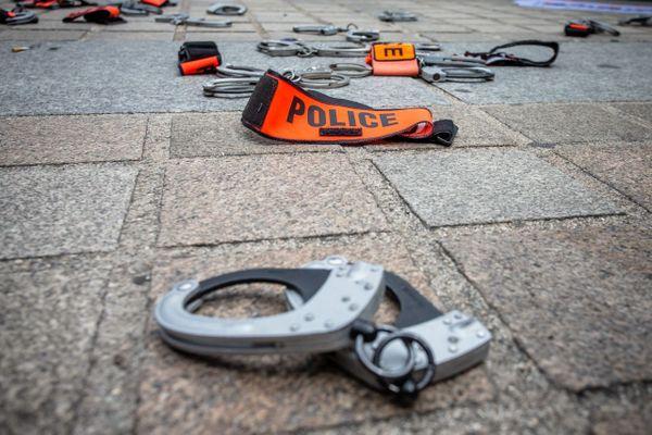Illustration. Quatre syndicats de police prennent la défense de la police judiciaire de Corse.