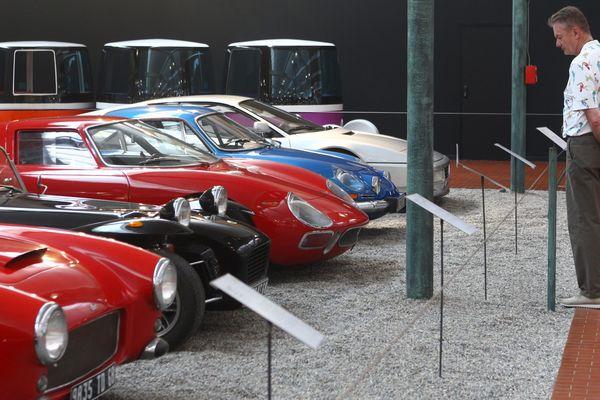 Pendant le confinement, la cité de l'automobile de Mulhouse présente en vidéo ses voitures mythiques.