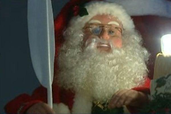 Ce Père Noël écrivain est à l'origine de cette collection.
