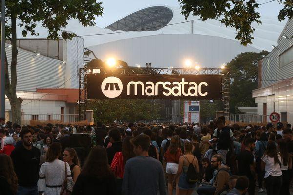 Chaque année, le festival de musiqueMarsatac accueille quelque 25 000 festivaliers sur trois jours.