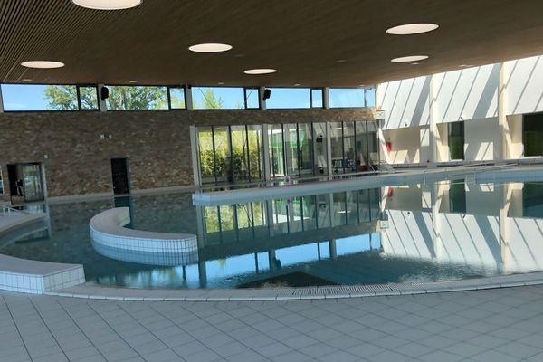 La piscine AquaChoisel à Châteaubriant rouvre le lundi 8 juin.
