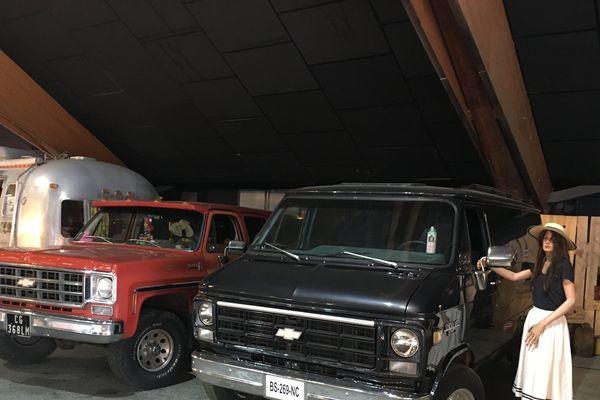 Véhicules Chevrolet