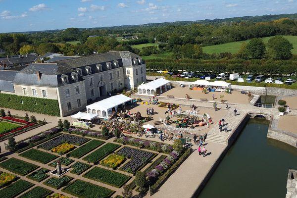 Les journées du potager se tiennent ce week-end au château de Villandry (37).