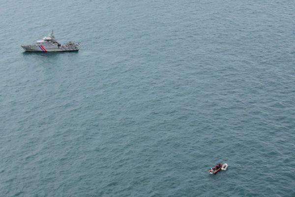 Traversées de la Manche : 3 migrants sauvés au large de Calais