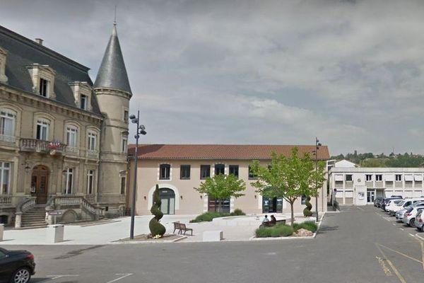 La mairie de Bourgoin-Jallieu, en Isère - Photo d'illustration.