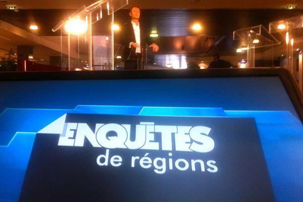 """Le plateau de notre espace de débat """"enquêtes de régions"""" consacré exclusivement au dossier Notre-Dame-des-Landes"""