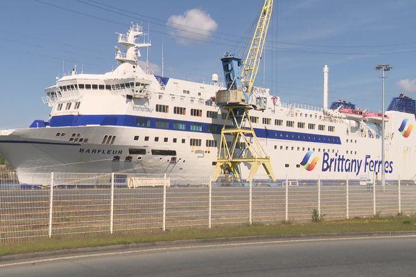 Les bateaux de passagers devraient retrouver leurs rotations en mai ou en juin dès que les anglais pourront à nouveau voyager. Sur 2021 et 2021, la compagnie bretonne aura accumulé 220 millions de dette, au mieux.