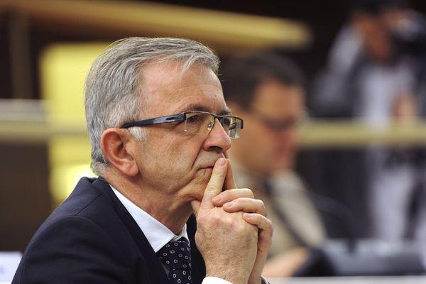 François Bonneau, le 18 décembre 2015.