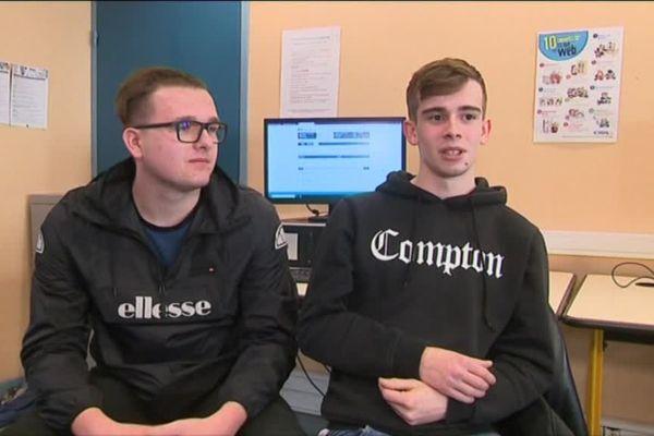Killian et Alex, deux lycéens lorrains, s'interrogent : passion ou pragmatisme ?