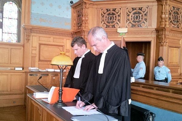 Cour de révision de Paris - Jean-Marc Darrigade et Luc Abratkiewicz - 17 avril 2013.