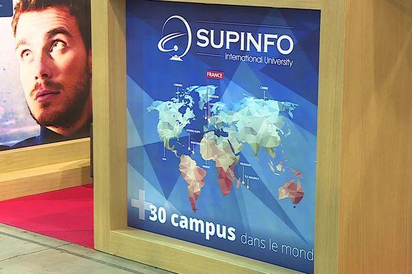 Plus de locaux ni de professeurs à Montpellier. Plusieurs plaintes ont été déposées par des étudiants réduits à prendre leurs cours sur internet, contre l'école privée d'informatique. Une école qui a pourtant pignon sur rue et est présente au salon de l'étudiant.