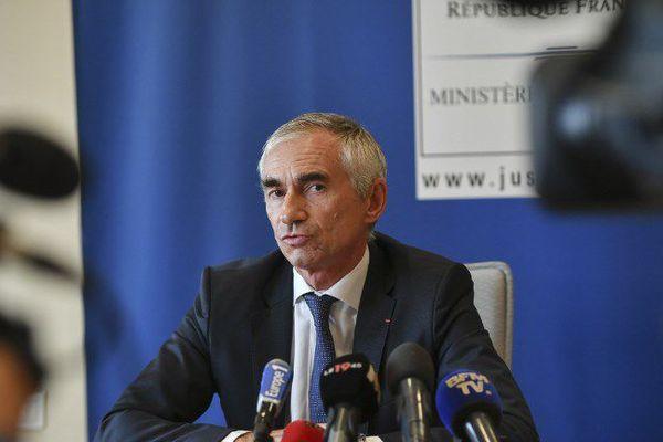 Xavier Trabeaux, procureur de la République de Marseille - décembre 2017