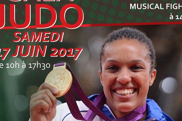 Une championne olympique de judo à Nogent-le-Rotrou