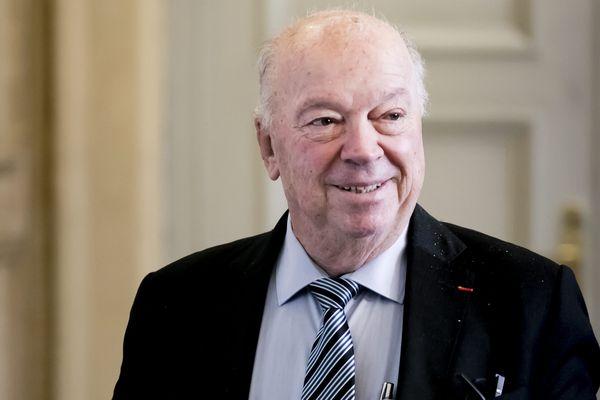 Jean-Pierre Door, député LR du Loiret.