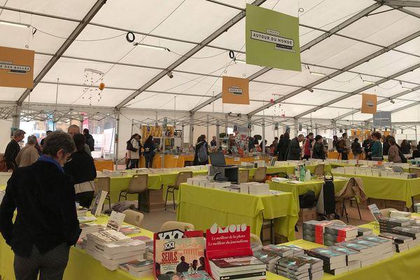 Le Festival Le livre à Metz sera dans toute la ville du 13 au 15 avril 2018.