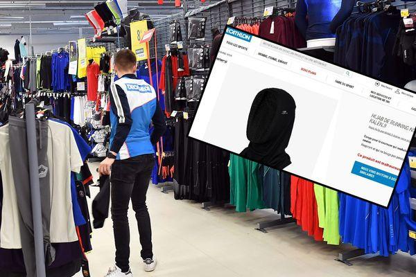 Decathlon appelle au calme alors que des employés de ses magasins auraient subis des violences, suite à la polémique déclenchée par la commercialisation d'un hijab de running sur son site internet.