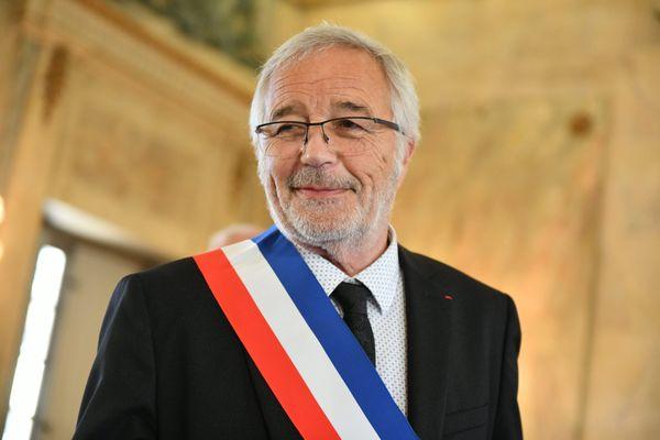 François Rebsamen en juillet 2020.