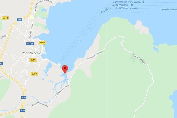 Le corps a été retrouvé à proximité de l'estuaire du fleuve