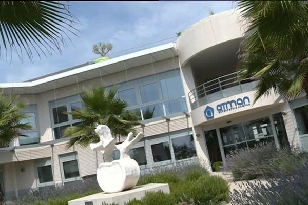 Le centre de soins ostéopathiques ATMAN est installé à Valbonne dans les Alpes-Maritimes.