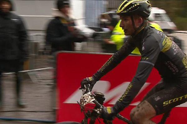 Les coureurs du team Scott Creuse Oxygène ont dominé la 1ere manche du challenge régional Massi Open XC
