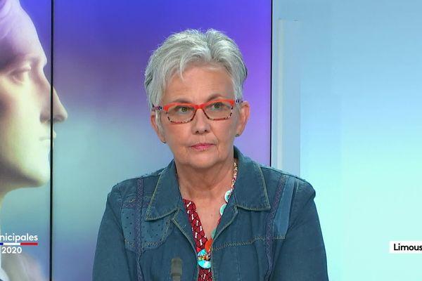 Résultats Municipales 2020 : Renée Nicoux élue à Felletin