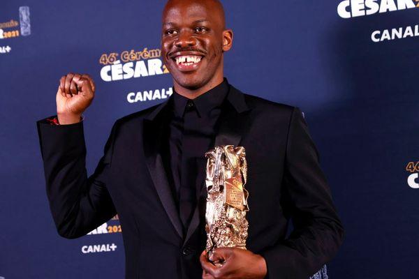 Jean-Pascal Zadi récompensé pour la 46ème cérémonie des Césars