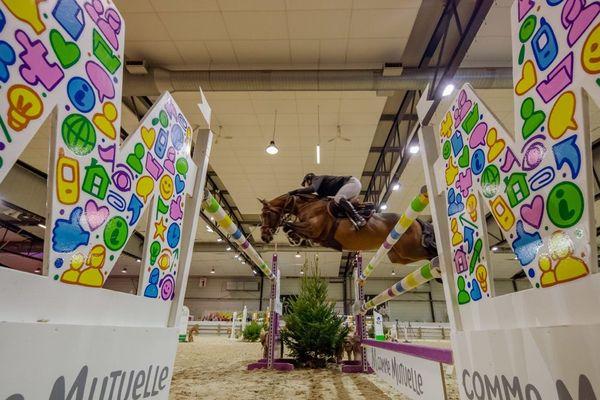 Des compétitions et un salon du cheval pendant 4 jours