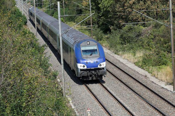 L'abonnement travail des TER dans le Centre-Val de Loire n'avait pas augmenté depuis cinq ans.