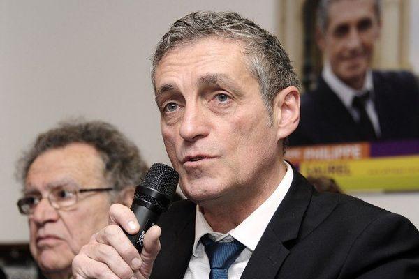Philippe Saurel candidat à Montpellier - archives