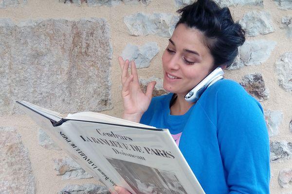 Au bout du fil, des textes lus par les comédiens du Préau pour le public de Vire