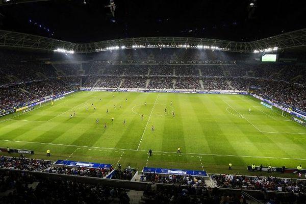 La populaire Sud du Stade Allianz affichera complet !