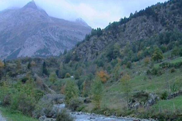 Un homme avait disparu dans ces montagnes il y a trois ans