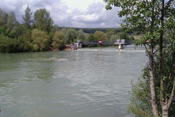 Barrage de Cumières (51)