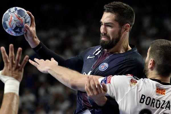 Nikola Karabatic jouera à Rouen avec le PSG Handball ce week-end.