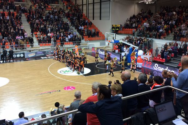 Match Bourges-Ekaterinbourg