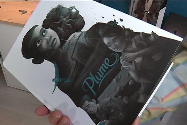 """L'album """"Plume"""""""
