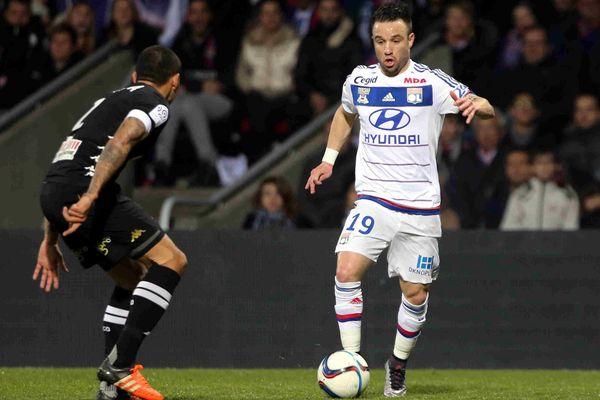 Valbuena et ses coéquipiers de Lyon sont attendus dans la Vienne le 3 janvier face à Limoges.