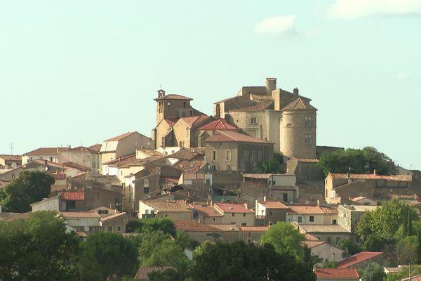 Le village de Puissalicon, aux portes de Béziers - 22 août 2020