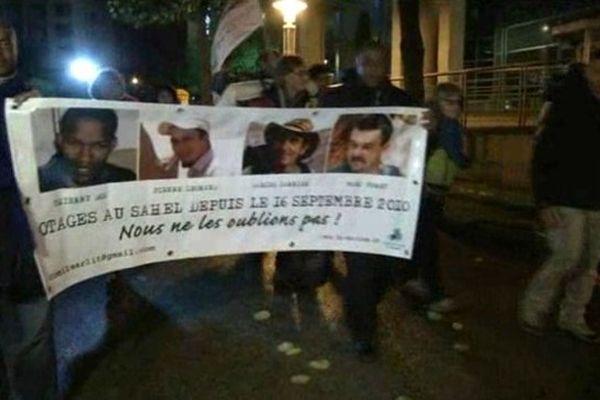 Parmi les otages, Marc Féret dont la famille vit en région Paca