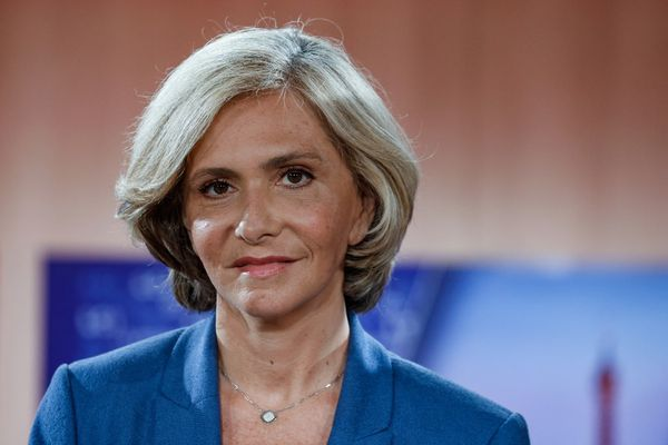 Valérie Pécresse est en tête au premier tour des régionales.