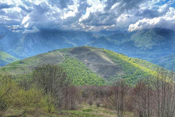 Au cœur du Parc National des Pyrénées