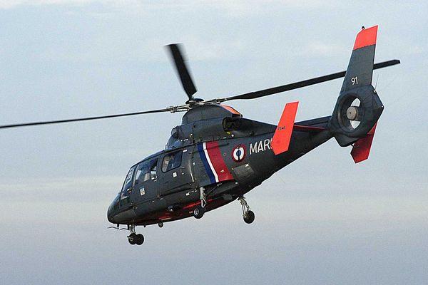 Le pilote de jet ski, âgé de 38 ans, a été héliporté alors qu'il se trouvait à 28 kilomètres au large de Boulogne-sur-Mer.