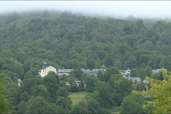 Gaillagos, dans les Hautes-Pyrénées.